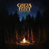 Cd Greta Van Fleet  From The Fires [import] Novo Lacrado